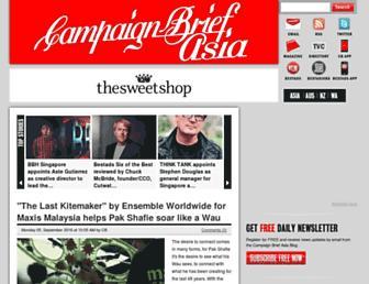 campaignbriefasia.com screenshot