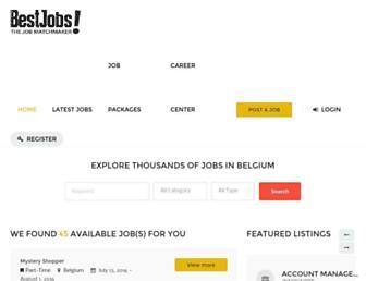 Thumbshot of Bestjobs.be