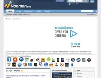noeman.org screenshot