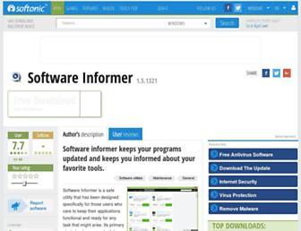 software-informer.en.softonic.com screenshot
