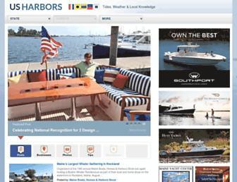 Thumbshot of Usharbors.com