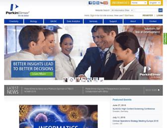 Thumbshot of Cambridgesoft.com
