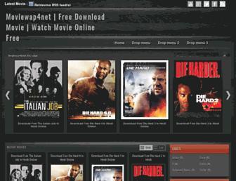 moviewap4net.blogspot.com screenshot