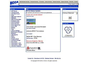 Thumbshot of Hccanet.org