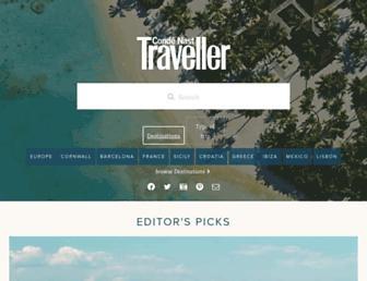 cntraveller.com screenshot