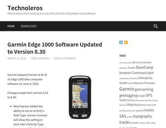 technoleros.com screenshot