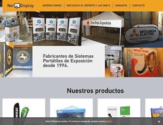 netdisplay.net screenshot
