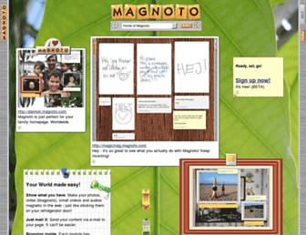 Thumbshot of Magnoto.com