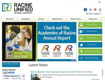 rusd.org screenshot