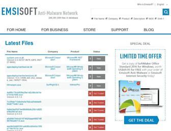 isthisfilesafe.com screenshot