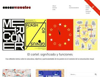 cosasvisuales.com screenshot