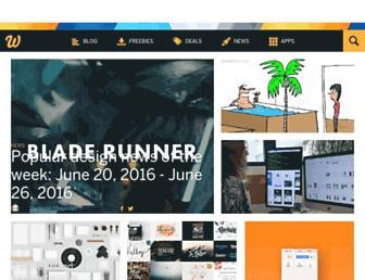 webdesignerdepot.com screenshot