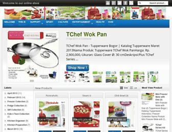 tupperwareindonesianetwork.blogspot.com screenshot