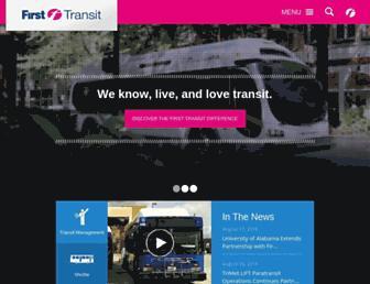 firsttransit.com screenshot