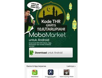 m.mobomarket.co.id screenshot