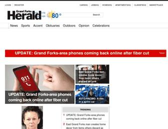Thumbshot of Grandforksherald.com