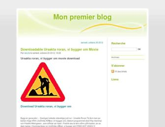 feac.blog.free.fr screenshot