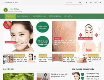 meotrimuntrungca.com screenshot