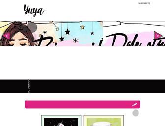 yuyaoficial.com screenshot