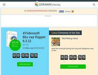 jp.giveawayoftheday.com screenshot