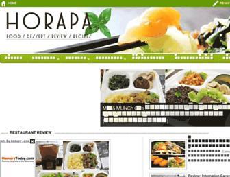 Screenshot for horapa.com