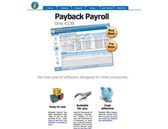payback.ie screenshot