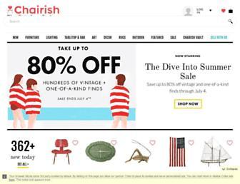 Thumbshot of Chairish.com