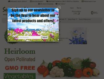 Thumbshot of Seedsforafrica.co.za