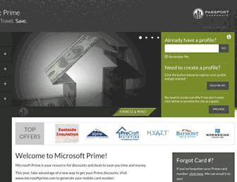 Thumbshot of Microsoftprime.com
