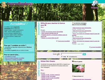 incredissimo.com screenshot