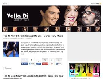Thumbshot of Velladi.com