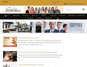 colunaviptocantins.com.br screenshot