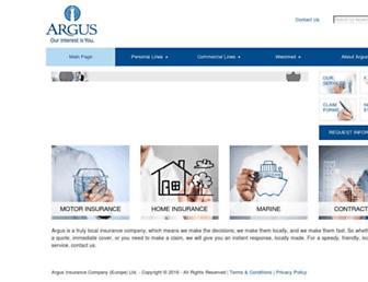 argus.gi screenshot