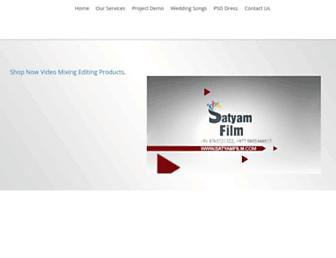 satyamfilm.com screenshot