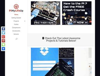 pimylifeup.com screenshot