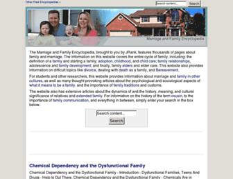 family.jrank.org screenshot