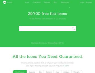 icons8.com screenshot
