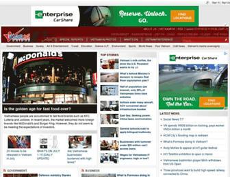 english.vietnamnet.vn screenshot