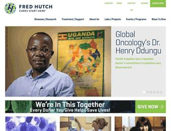 Thumbshot of Fredhutch.org