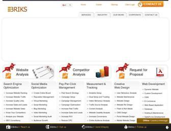 ebriks.com screenshot