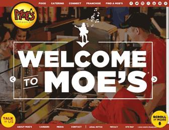 Thumbshot of Moes.com