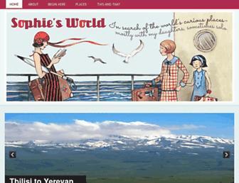 Thumbshot of Sophiesworld.net