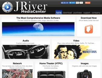jriver.com screenshot