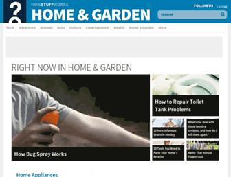 home.howstuffworks.com screenshot
