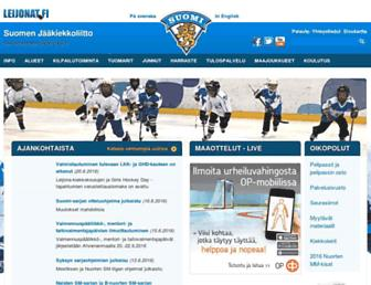 Thumbshot of Finhockey.fi