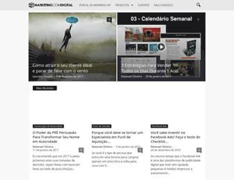 marketingcomdigital.com.br screenshot