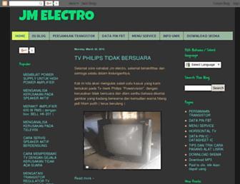 jm-electro.blogspot.com screenshot
