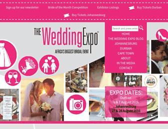 Thumbshot of Wedding-expo.co.za