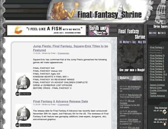 Thumbshot of Ffshrine.org