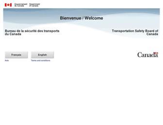 bst-tsb.gc.ca screenshot